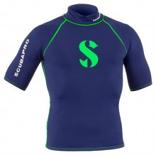 SCUBAPRO RASH GUARD BLUE PLANET