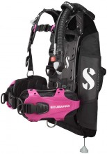 SCUBAPRO HYDROS PRO PINK