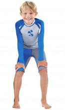 SCUBAPRO KIDS RASH GUARD BOY