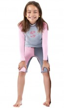 SCUBAPRO KIDS RASH GUARD GIRL